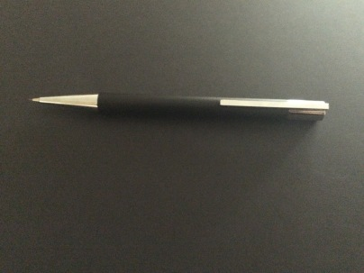 Lamy scala pencil 0.7