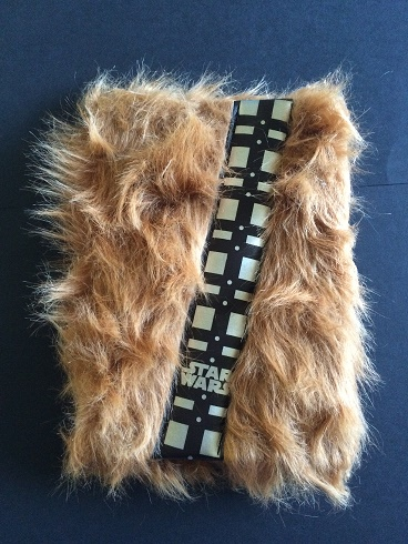 Chewbacca notebook cover small