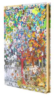 CHRISTIAN LACROIX four season notebook2
