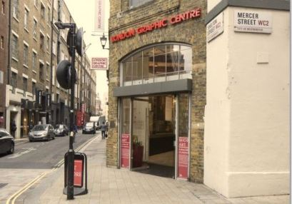 London Graphic Centre