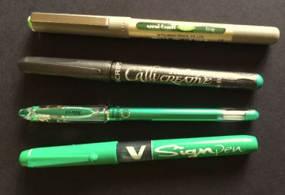 Signing Pens