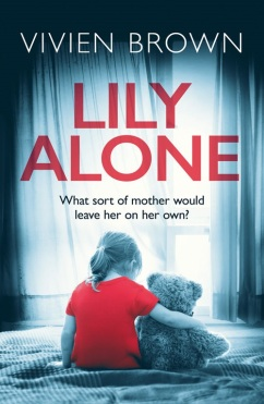 LILY ALONE final cover