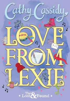 Love from Lexie book cover