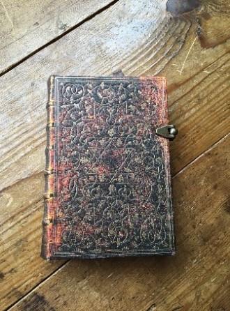 antique notebook1