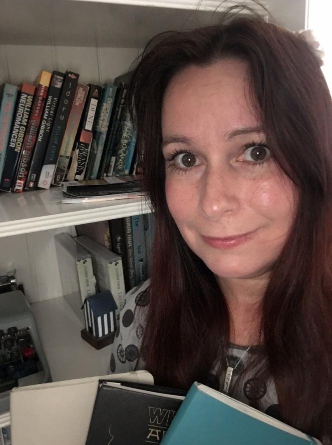 Cassandra parkin author picture