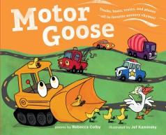 Motor Goose Cover Jan 2017