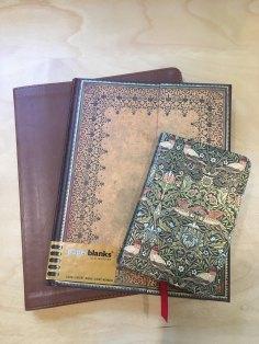 Posh notebooks