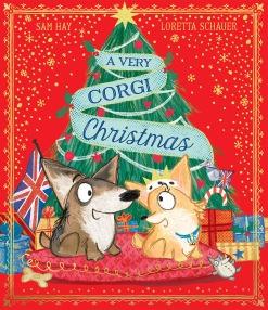 FRONT COVER A Very Corgi Christmas_CVR
