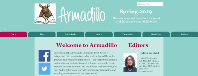 Armadillo website
